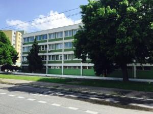 Budova CPLDZ
